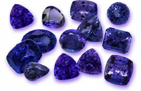 Танзанит- один из самых дорогих камней