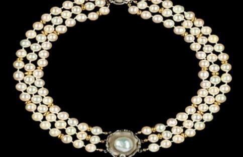 Ожерелье из жемчуга